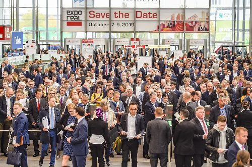 MODESTA REAL ESTATE REPRESENTED AT THE 2018 EXPO REAL IN MUNICH