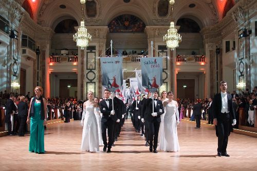 Modesta Real Estate represented at the 2018 Grand Ball of the Austrian Real Estate Society in Vienna