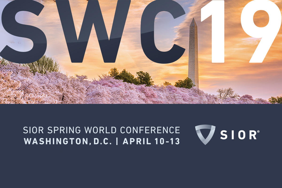 Modesta Real Estate at SIOR Spring World Conference in Washington, D.C.