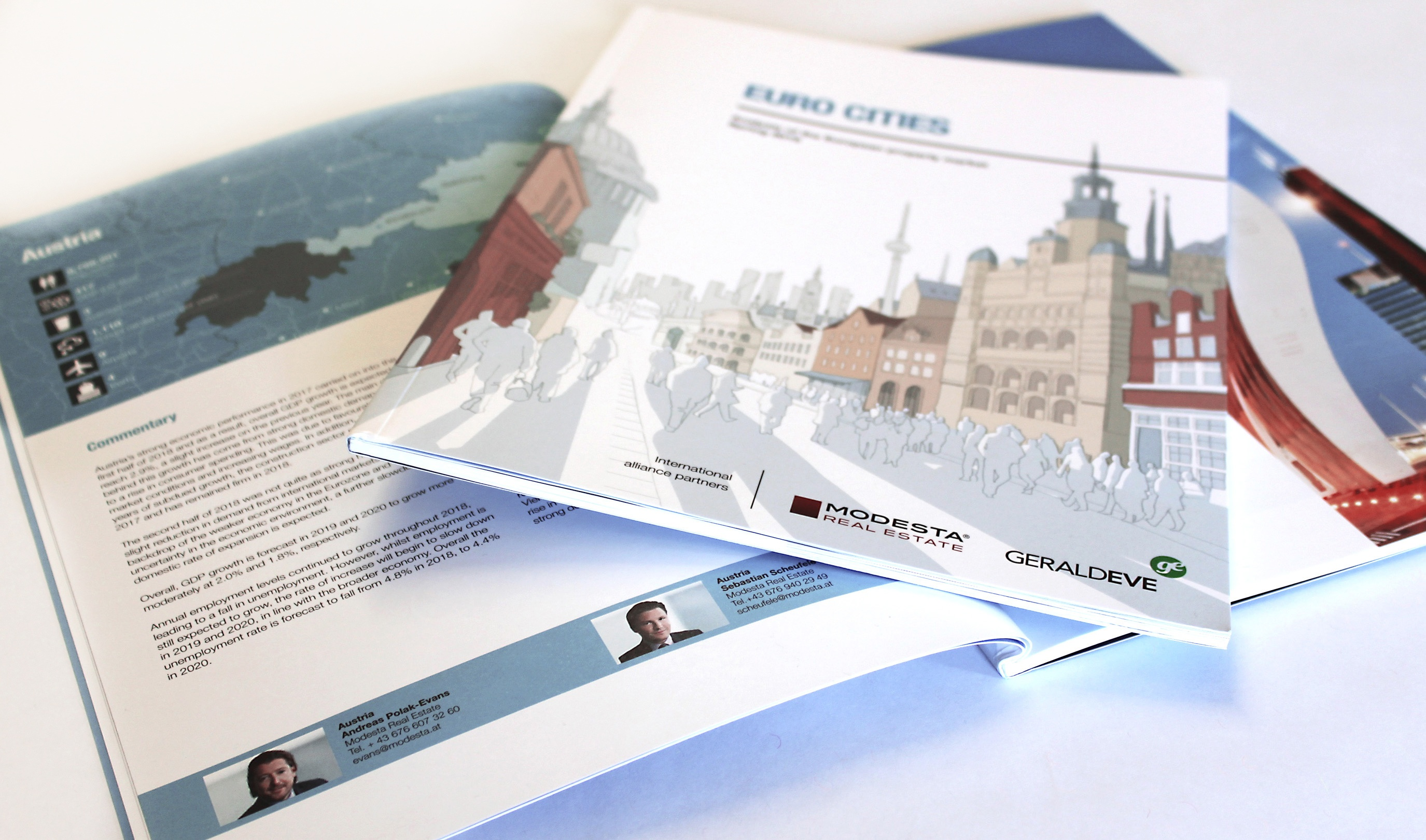 Vienna/ Bratislava: Promising prospects in the commercial real estate market