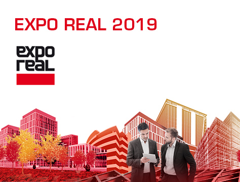 Modesta Real Estate at the Expo Real 2019 in Munich