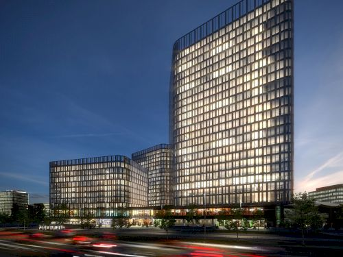 Modesta Real Estate arranges a new Austrian Headquarters for Refinitiv at THE ICON VIENNA