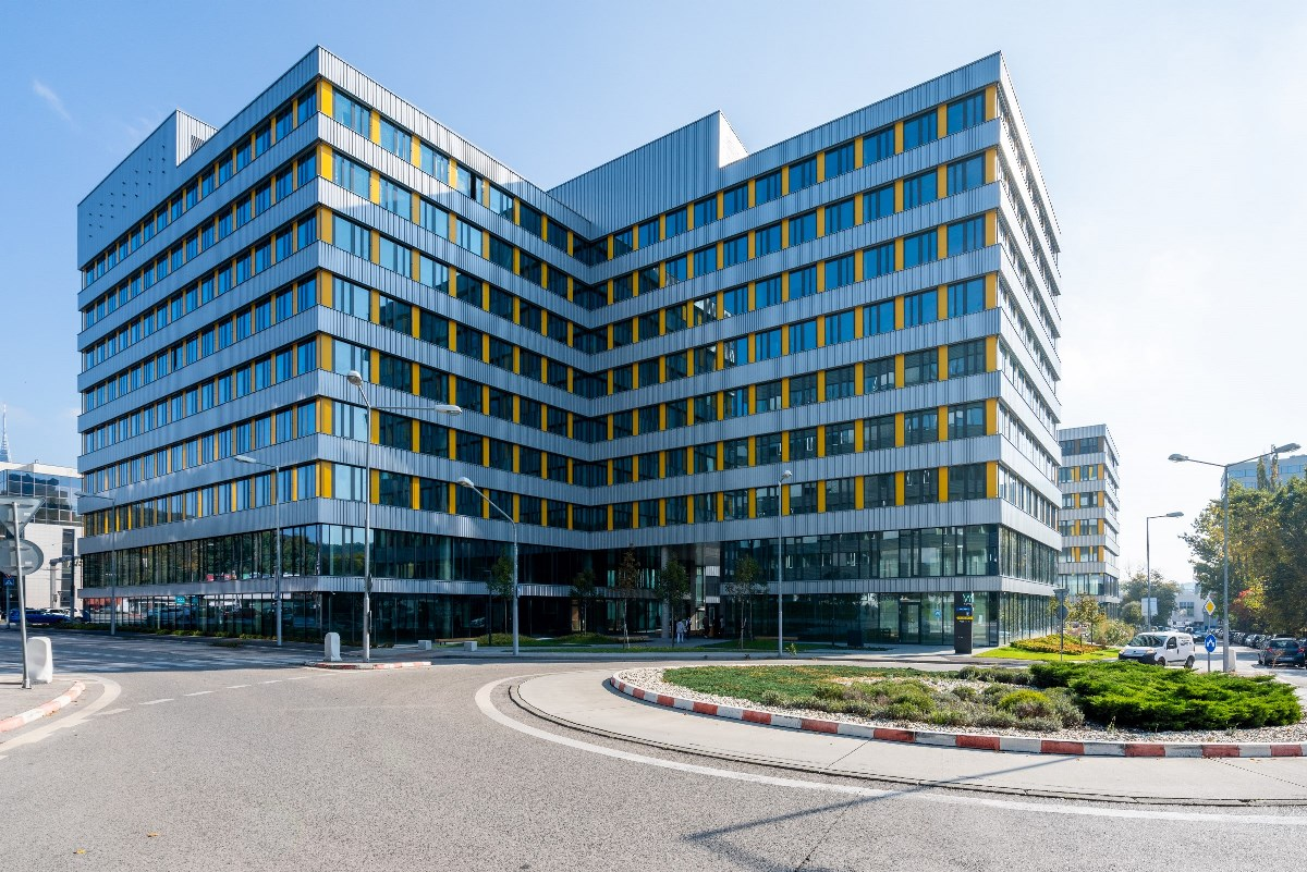 MODESTA REAL ESTATE ADVISES MARLINK ON THE LETTING OF 1,400 SQM  OFFICE SPACE AT WESTEND PLAZZA BRATISLAVA