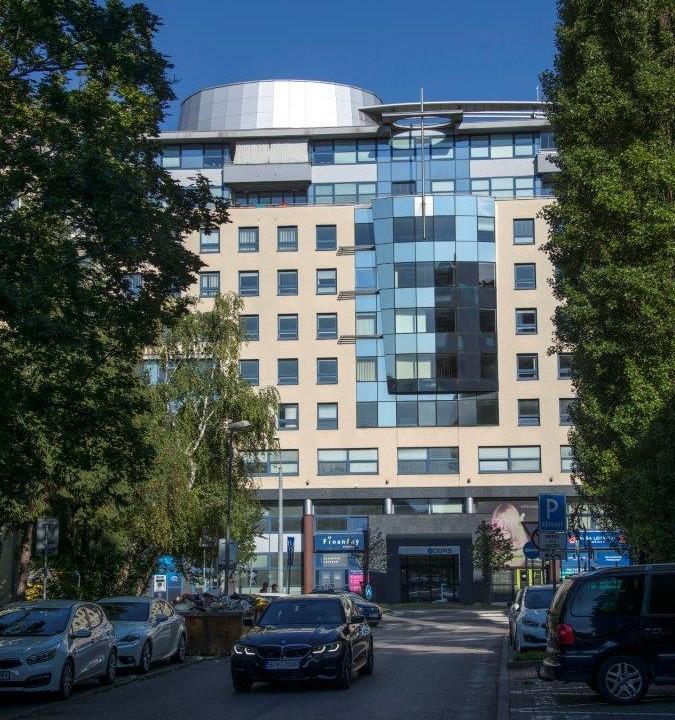 Modesta Real Estate mediates new office for Agency Office of Allianz - Slovenská poisťovňa in Bratislava