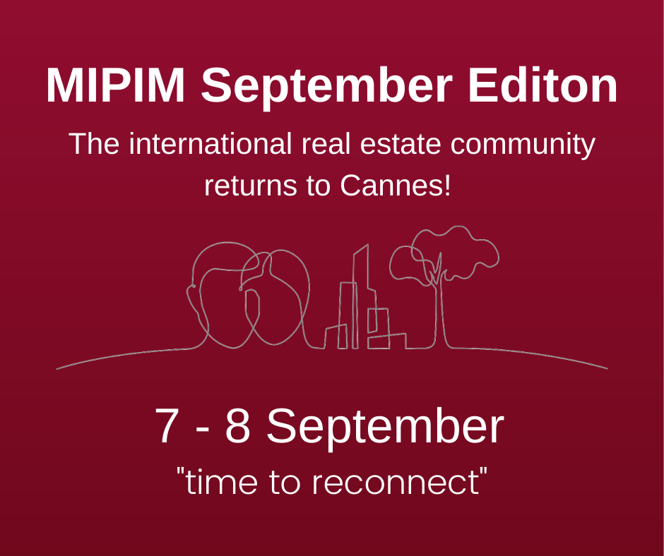 Modesta Real Estate at MIPIM 2021 in Cannes