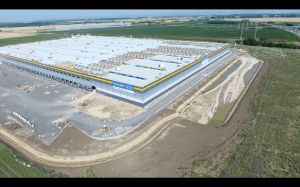 LOGISTICS MARKET IN SLOVAKIA ON THE RISE – SUCCESSFUL SALE OF A 22 HA EXPANSION SITE IN SERED TO JOINT VENTURE MOUNTPARK/USAA
