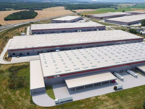 SUCCESSFUL LETTING OF 16,500 SQM WAREHOUSE SPACE IN P3 PARK BRATISLAVA