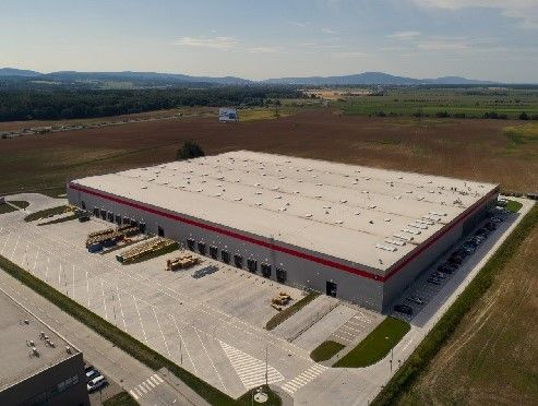 MODESTA REAL ESTATE ADVISES EMIL FREY ON THE LETTING OF 12.000 SQM WAREHOUSE SPACE IN P3 BRATISLAVA PARK